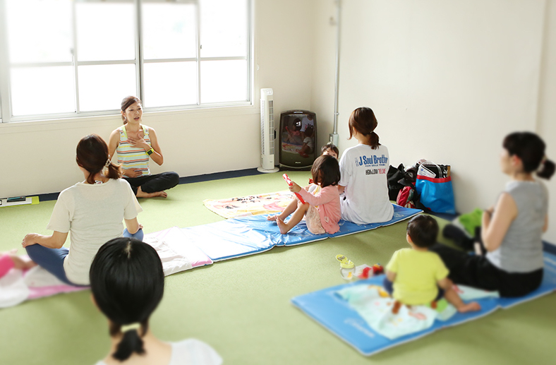 【西東京市ひばりヶ丘・教室】お子様連れ歓迎☆ピラティスレッスン