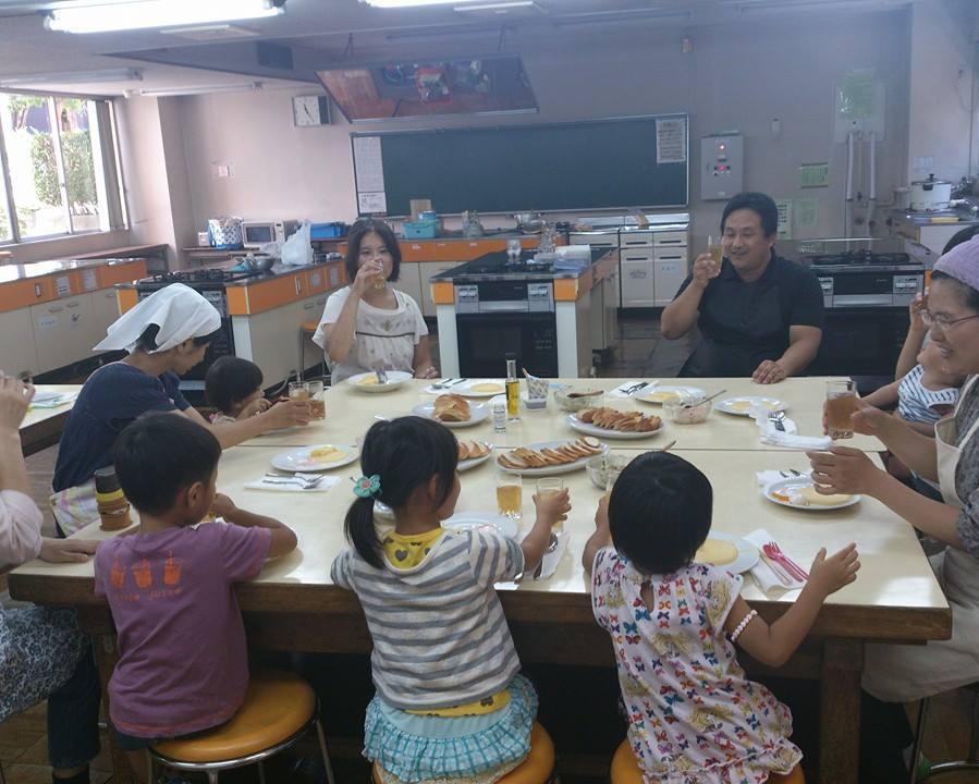 【練馬区関町/東伏見・講座】お子さまに!オリジナルお絵描きエコバッグ作り講座