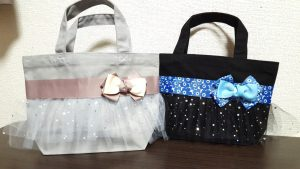 【清瀬市下宿・講座】VERY掲載!選んでお洒落なフリリーバッグを作るワークショップ