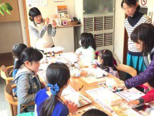 【西東京市柳沢・イベント】『やぎさわマーケット』でアロマクラフトワークショップに親子で参加