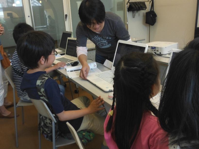 【武蔵野 三鷹/小平 花小金井・教室】小・中学生のためのプログラミング教室「ことらぼ」