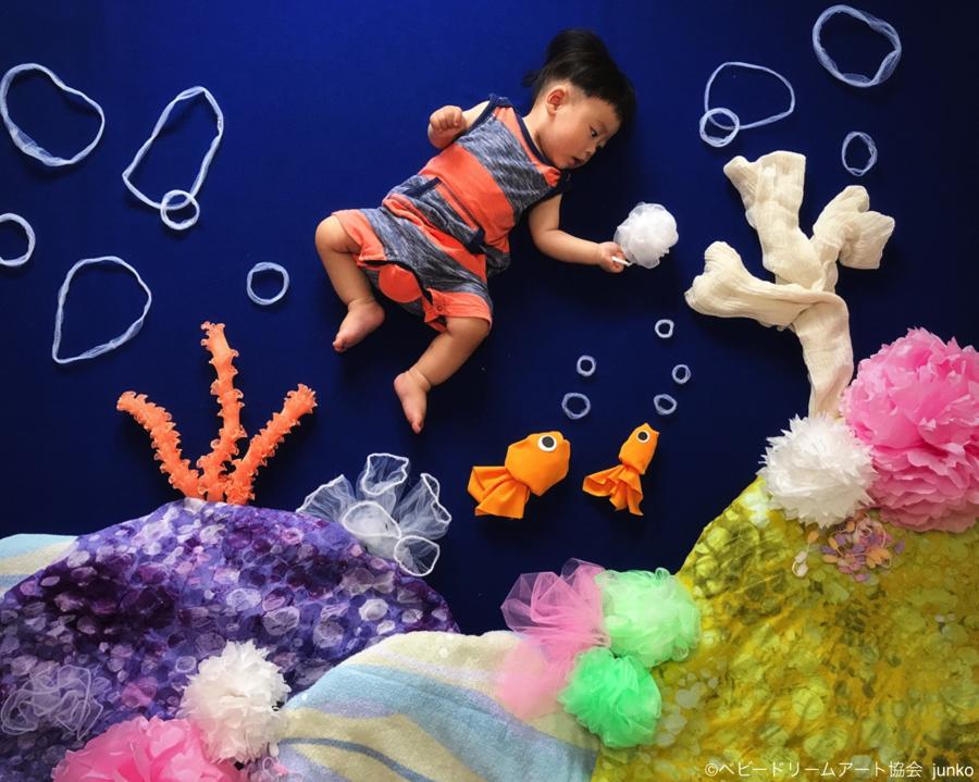 【国分寺市元町・イベント】赤ちゃんとママを笑顔に♪ベビードリームアート