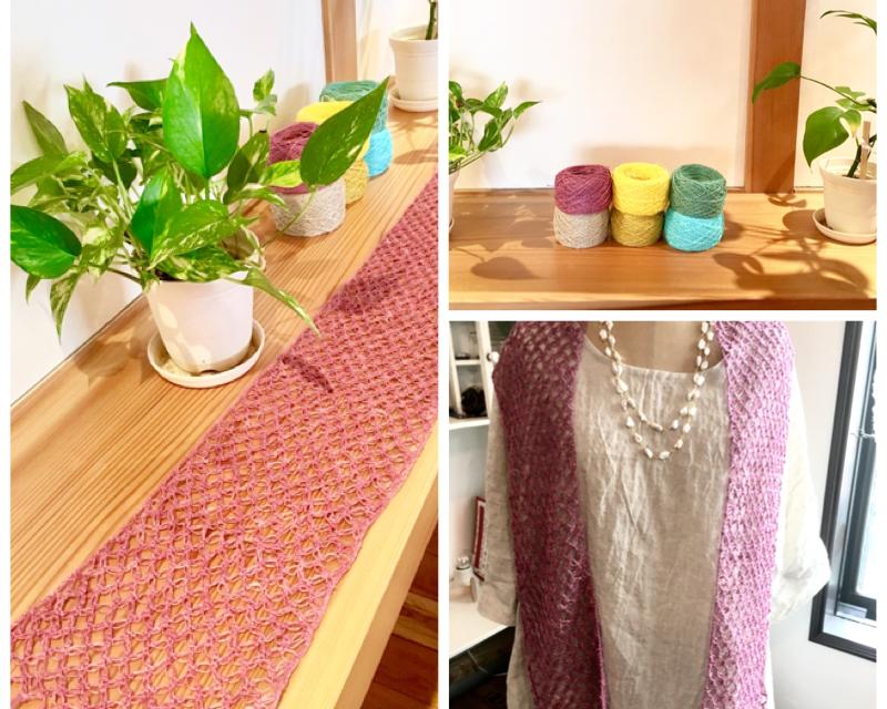 【杉並区西荻窪・教室】編みたいものにチャレンジできる初心者OKの編み物教室