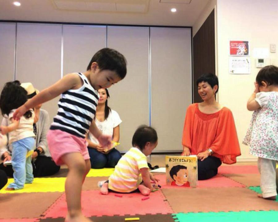 【西東京市田無・講座】親子で楽しむ♪勇気づけ絵本セラピー