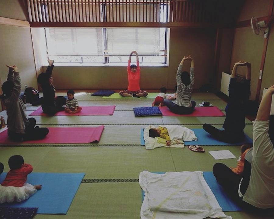 【清瀬市下宿・講座】産後ヨガ&安眠リフレ体験会