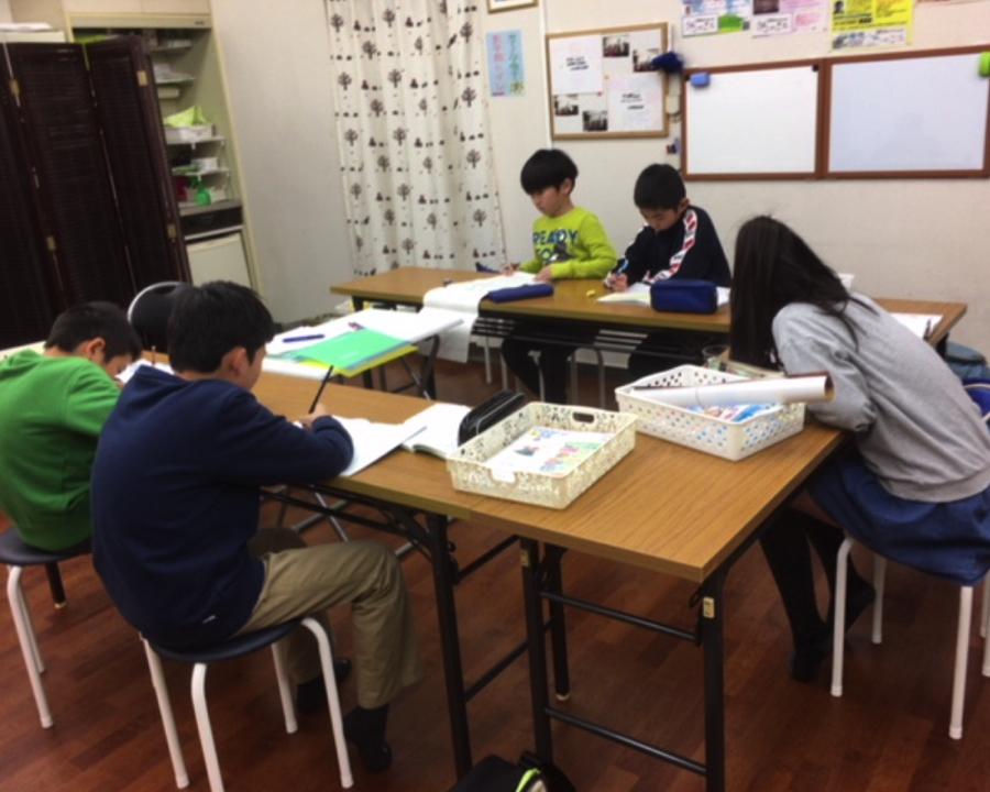 【西東京市芝久保・教室】『小学生基礎学力学習教室』「漢検」「数検」「英検」受検学習指導