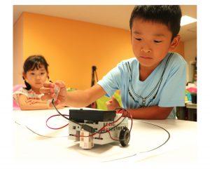 【西東京市ひばりヶ丘・講座】自考力キッズロボットプログラミング教室体験会