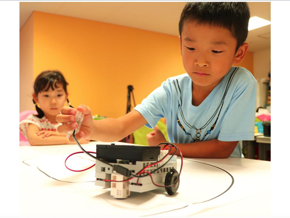 【西東京市田無・講座】自考力キッズロボットプログラミング教室体験会