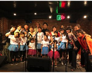 【西東京市田無・イベント】親子ゴスペルで「子どもたちの生きる力」と「可能性」を伸ばすイベント