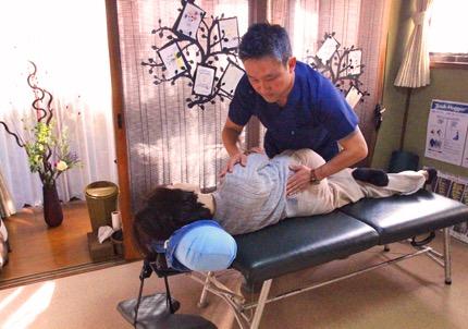カイロプラクティックのお気軽体験!肩こり・腰痛・背中のはり等、お悩み解消♪