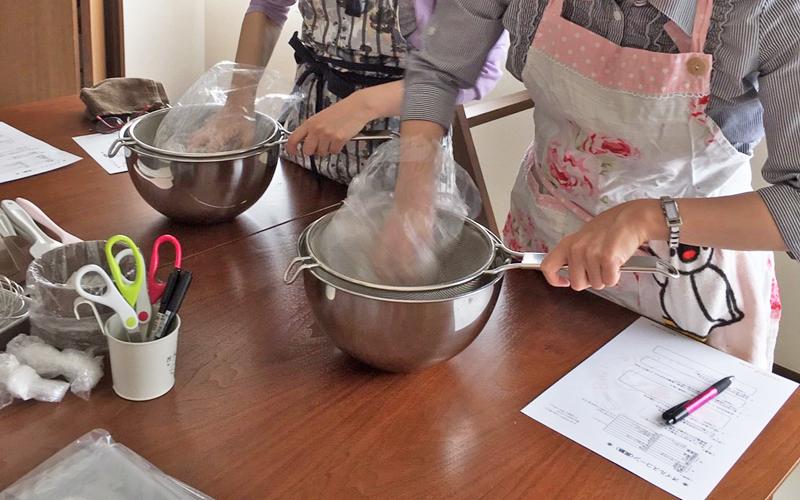 【西東京市住吉町・教室】卵不使用のお菓子教室♪簡単でおいしい!にんじんとトマトのお野菜スコーン