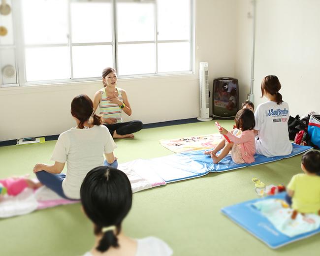 【西東京市ひばりヶ丘/保谷・教室】お子様連れ歓迎☆ママのためのピラティスレッスン