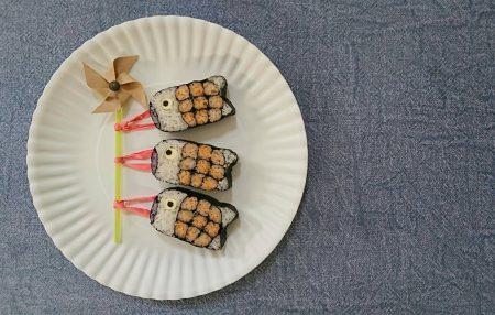 """【西東京市田無・教室】飾り巻き寿司で""""和""""のおもてなし!子どもも大喜び♪"""